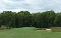 #5 - Par 4 - Approach from the center