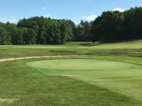 #2 - Par 5 - Short left of the green