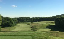 #2 - Par 5 - Stunning view from the tee