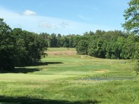 #6 - Par 4 - Zoomed view on this drivable four