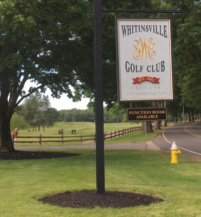 Whitinsville-Sign