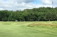 #6 - Par 4 - The daunting approach