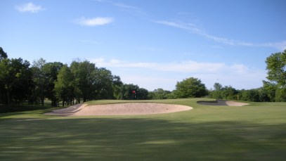 Milwaukee CC #8 - From Instagram ScottyTop100Golf, pic by Twitter @ItinerantGolfer