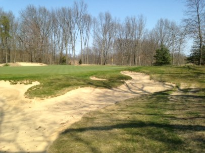 #2 - Short right of the green - sandy challenge abounds on this shorty
