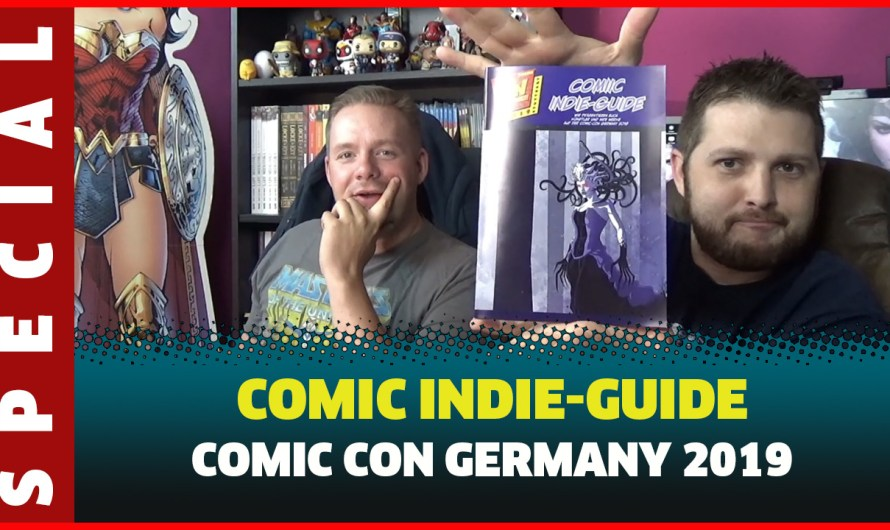 COMIC INDIE-GUIDE COMIC CON GERMANY 2019