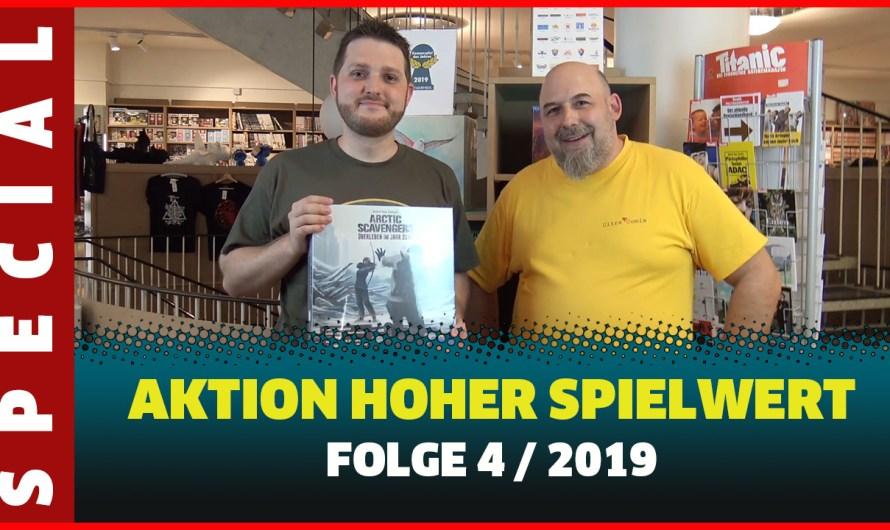 AKTION HOHER SPIELWERT 2019 TEIL 4