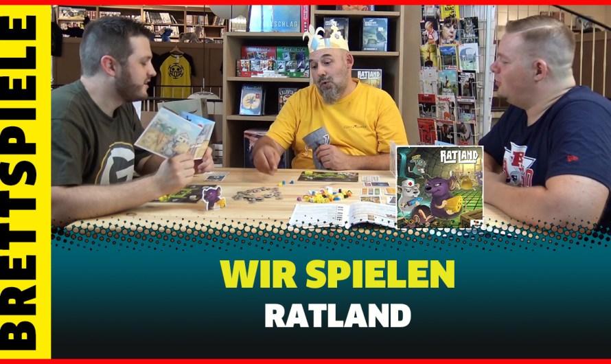 RatLand Brettspiel Lets Play Eclipse Verlag mit Regelerklärung Deutsch