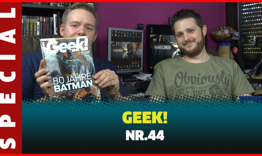 Geek Magazin Nr.44 (Heft Review)