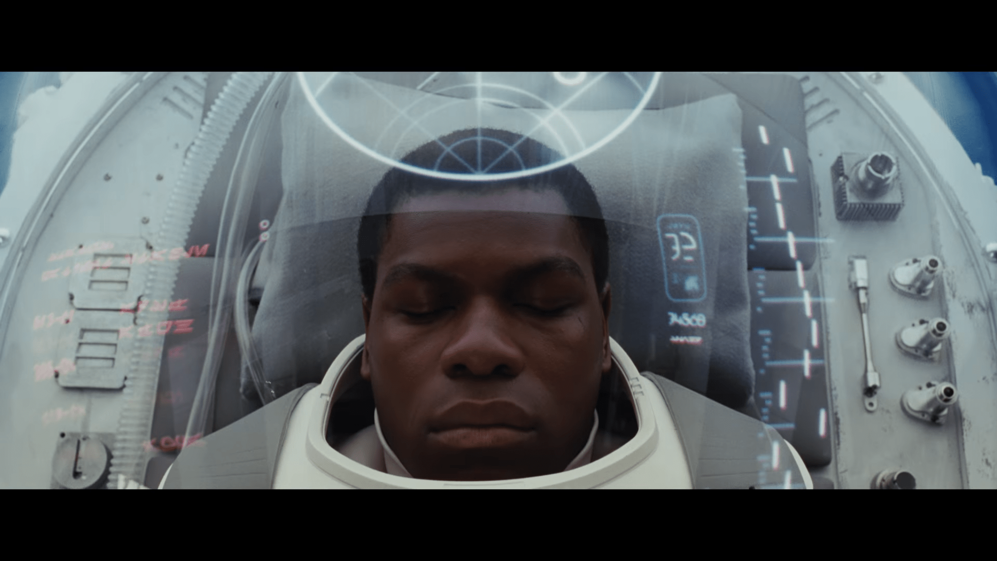 The Last Jedi Teaser Finn