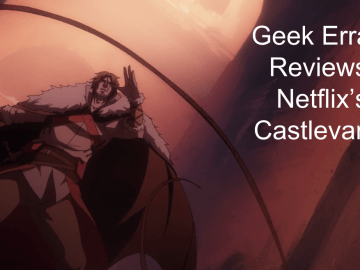 Netflix Castlevania Review