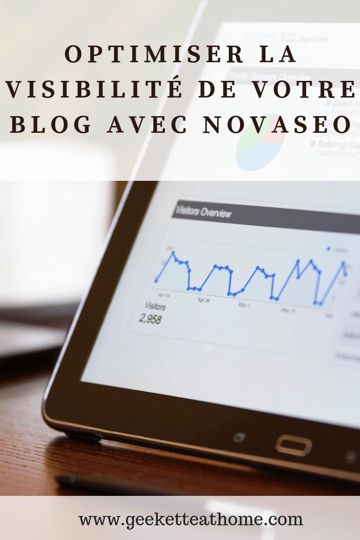Optimiser la visibilité de votre blog avec NovaSEO
