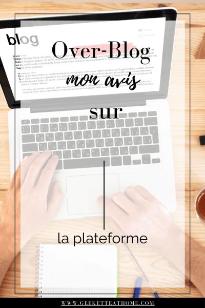 over-blog, mon avis sur la plateforme