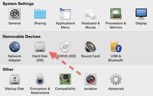 vmware-hard-disk