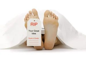 use the pre-mortem to test your idea