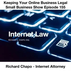 Richard Chapo Internet Attorney Interview