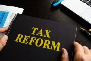 small business tax reform