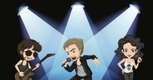 cartoon-rock-stars