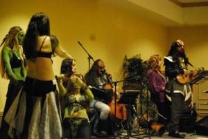 Klingon band, bomwI'pu'