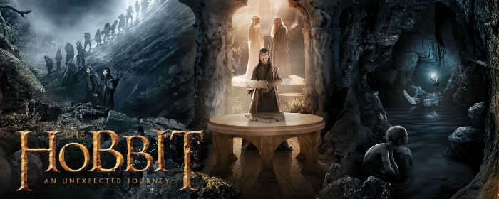 The Hobbit, promotional.