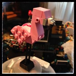 LEGO 40068 Flamingo