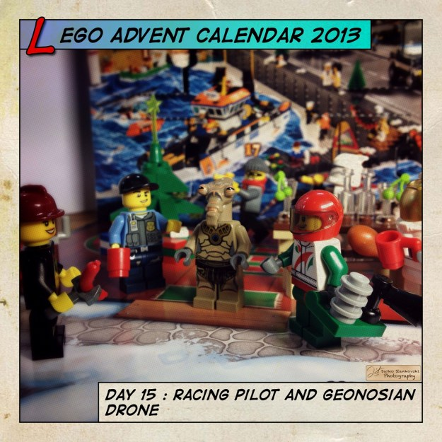LEGO Advent Calendar 2013 day 15