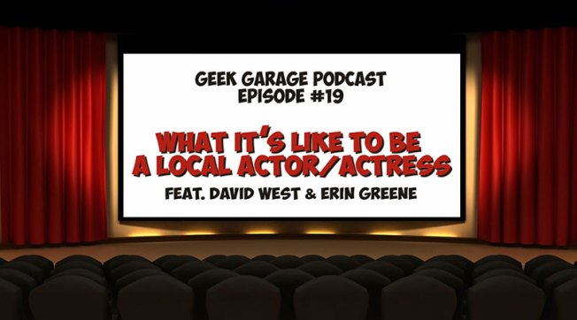 What do you want to know about being a local actor/actress?