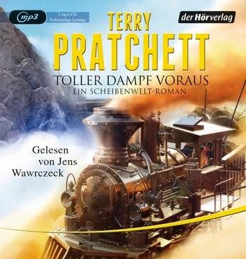 Toller Dampf voraus Terry Pratchett Hörbuch