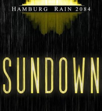 Sundown Hamburg Rain 2084
