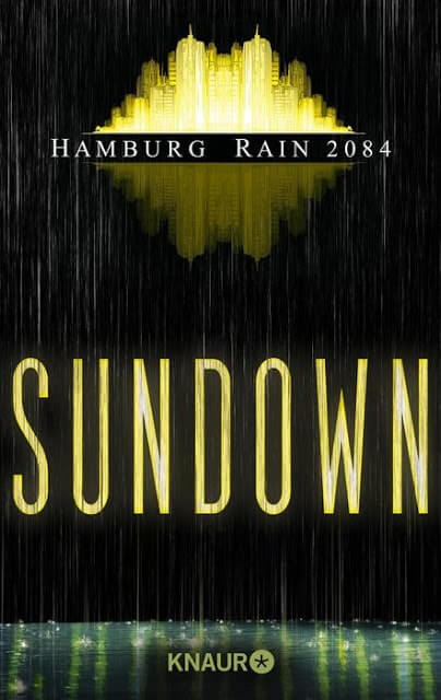 Sundown Hamburg Rain 2084