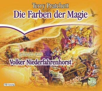 Terry Pratchett Die Farben der Magie Rezension