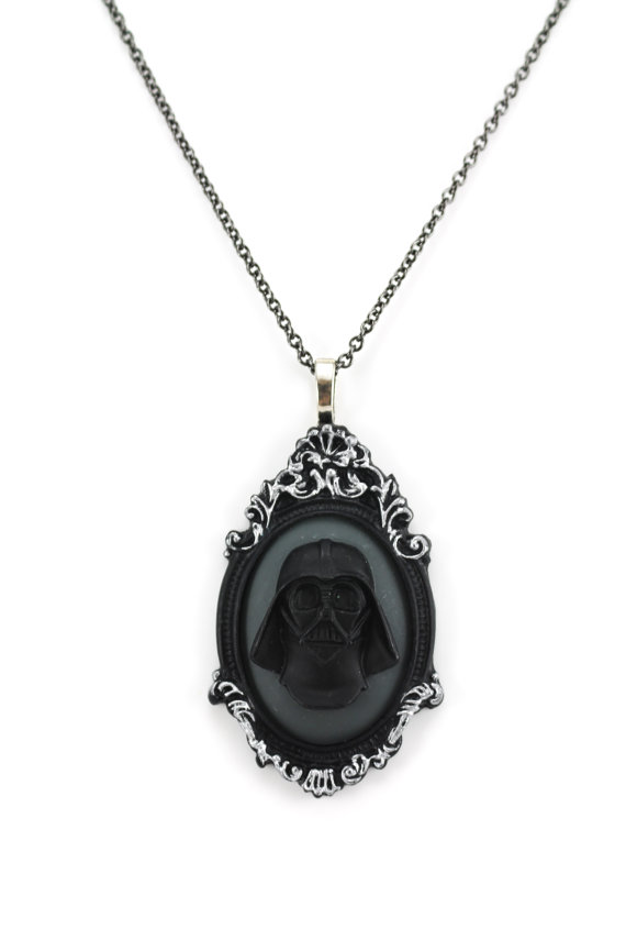 Star Wars Darth Vader Cameo Necklace