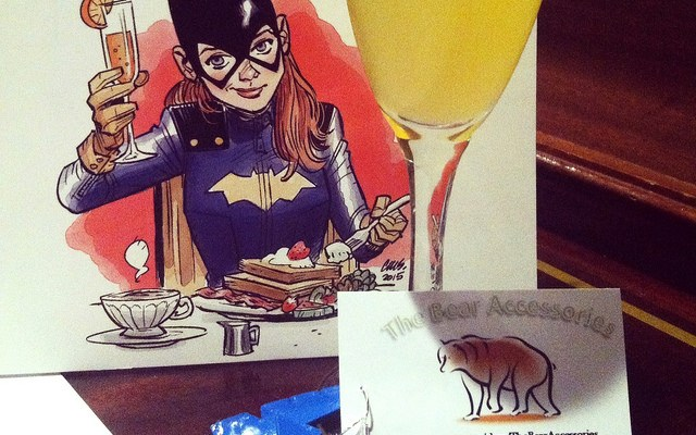 GGB NYC – Brunch Like Batgirl