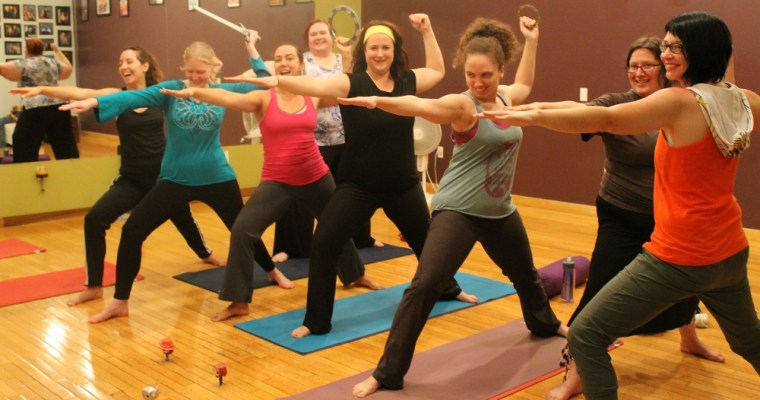GGB Twin Cities: Warrior Women!