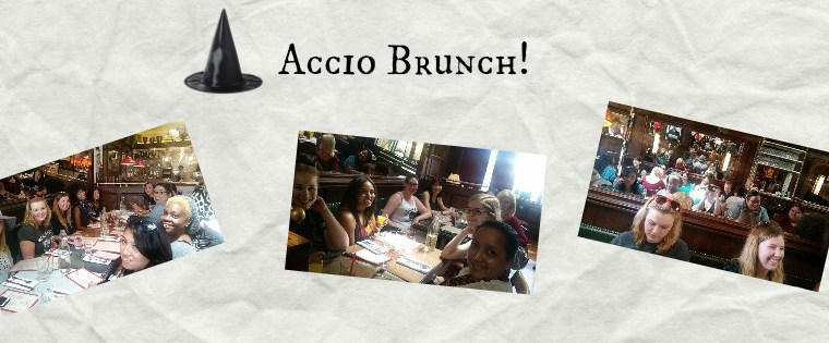 Geek Girl Brunch LA – Accio Brunch!