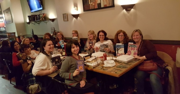 GGB Pittsburgh Literary Love Brunch