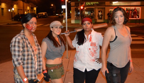GGB Fresno's October Dinner and Zombie Crawl