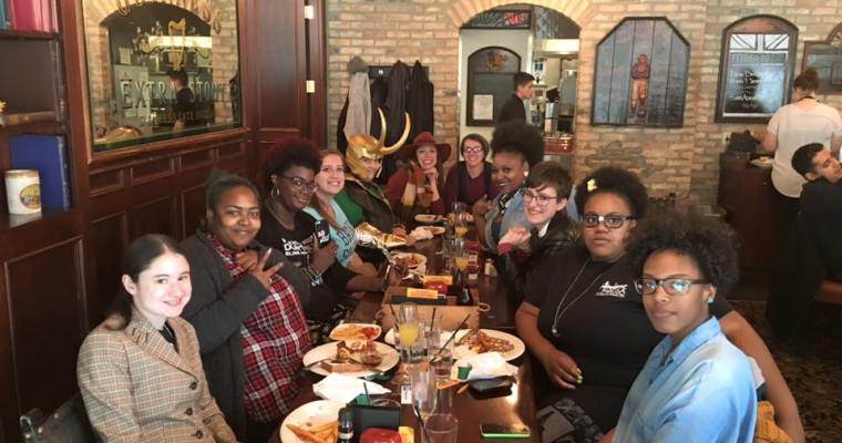 GGB DC: Doctor Who Brunch