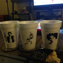 Character cups and plates