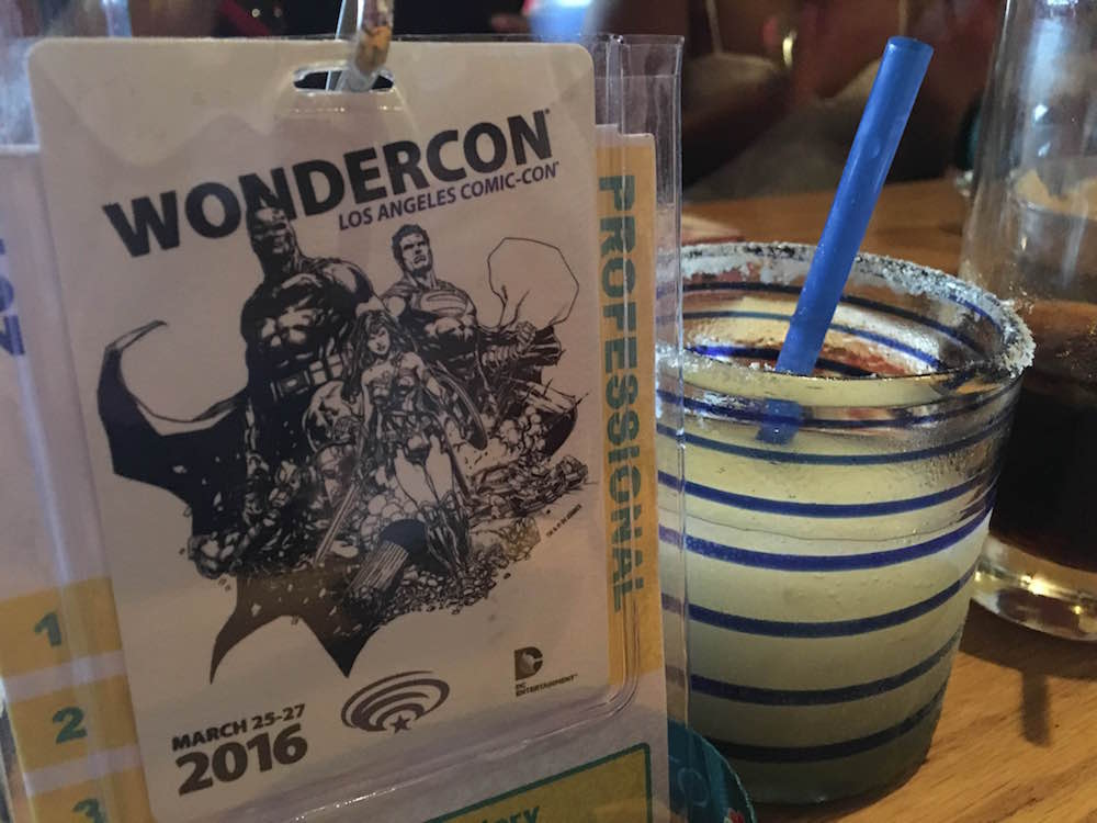 wondercon 2016 badge