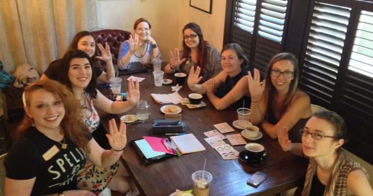 GGB Savannah Launch Meeting!