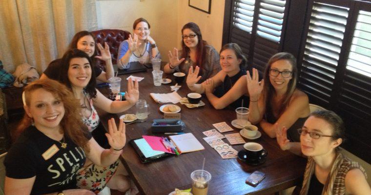 GGB Savannah Launch Meeting!