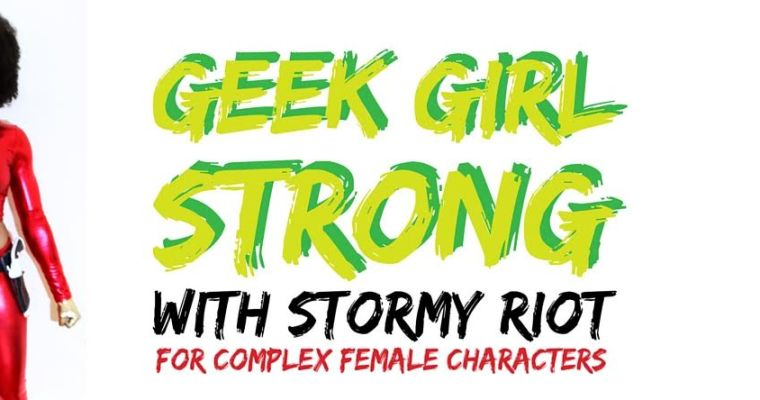 Geek Girl of the Month – Robyn of Geek Girl Strong
