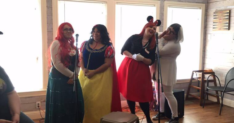 GGB Denton's Disney Karaoke Brunch