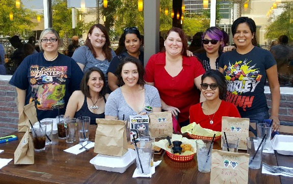 GGB Fresno: Suicide Squad Lunch
