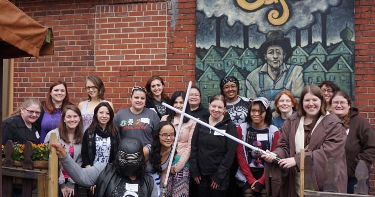 GGB Cleveland – May The Force Be With You Brunch