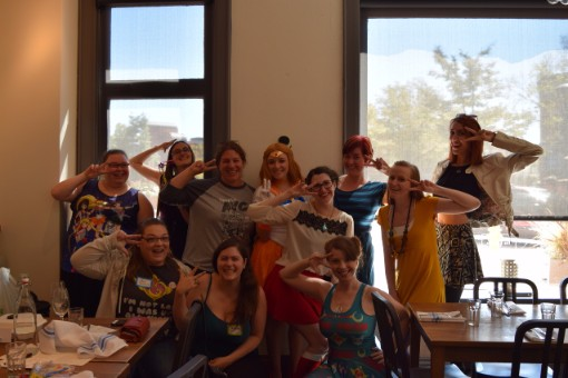 GGB Fort Collins – Moonies and Mimosas – Sailor Moon Brunch!