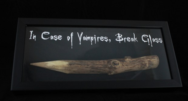 Are you ready for a vampire attack? The Boston chapter is!