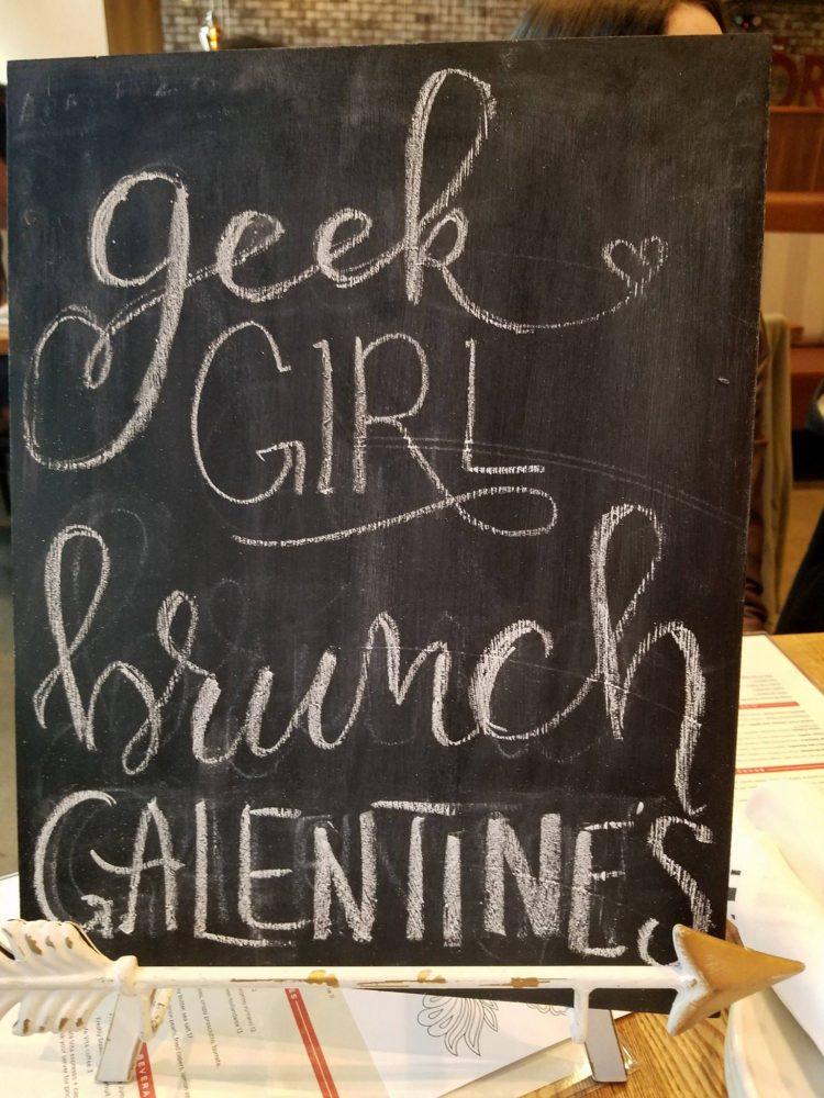 GGB Seattle celebrates Galentine's Day!