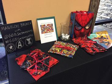 prizes for marvelous brunch