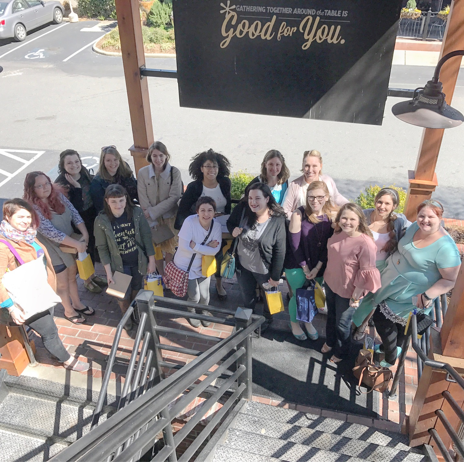 GGB Charlotte: Chapter Launch – Beauty and the Brunch
